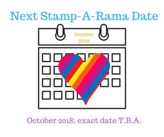 Next Stamp-A-Rama Date